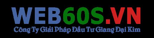Logo Web60s.vn